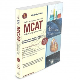 Jahangir MCAT for Admission to Medical & Dental Colleges Across Pakistan & AJK