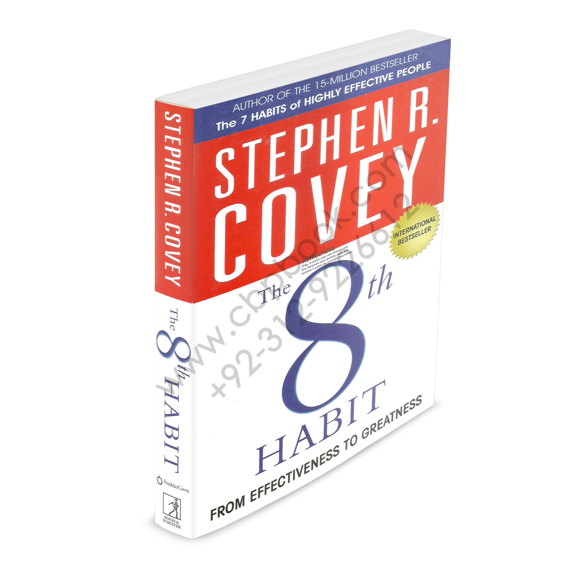 the 8th habit book review From stephen r covey comes a profound, compelling, and groundbreaking  book of next-level thinking that gives a clear way to finally tap the limitless value.