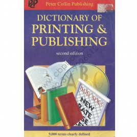 Dictionary Of Printing & Publishing
