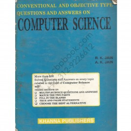 Conventional And Objective Type Questions & Answers On Computer Science