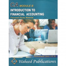 CA Module B Introduction To Financial Accounting