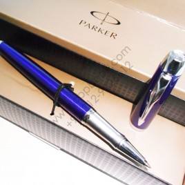 Parker IM Rollerball Pen Blue Replica with Box