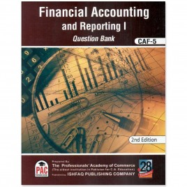 CA CAF 5 Financial Accounting & Reporting 1 Solved Topicwise Past Papers PAC
