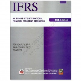 CA CAF 7 An Insight Into IFRS 16th Edition 2016 By Nasir Abbas PAC