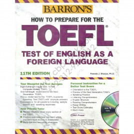 Barron's How to Prepare For The TOEFL Test of English As A Foreign Language 11th edition