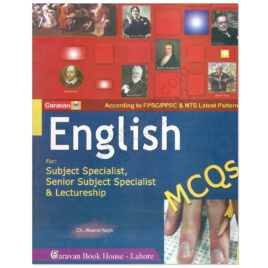 Caravan A Handbook Of Lectureship In English MCQs By Ch Ahmed Najib