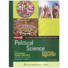 Caravan Political Science MCQs For Lectureship & Subject Specialist