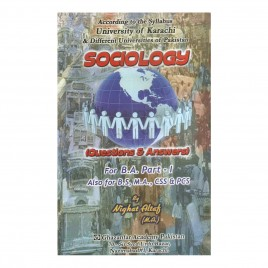 Sociology Questions and Answers By Nighat Altaf Ghazanfar Academy