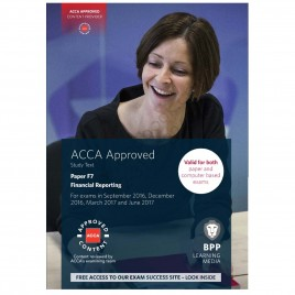 ACCA Paper F7 Financial Reporting Study Text 2016 2017 BPP