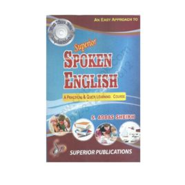 Superior Spoken English By S Abbas Sheikh With CD