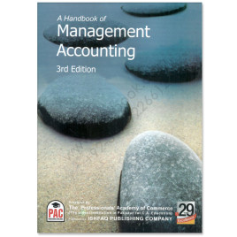 A Handbook Of Management Accounting 3rd Edition PAC