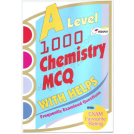 A Level Chemistry 1000 MCQ With Helps Redspot Productions