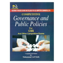 Governance and Public Politics By Muhammad Asif Malik AH Publisher