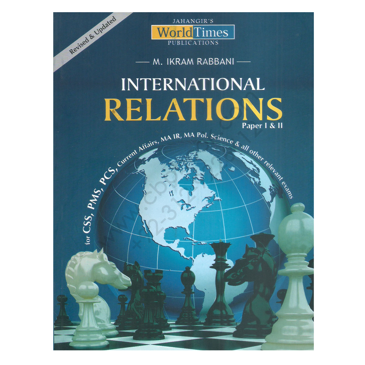 International Relations research paper services