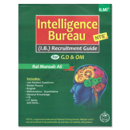 ILMI Intelligence Bureau Guide for GD and OM By Rai Mansab Ali