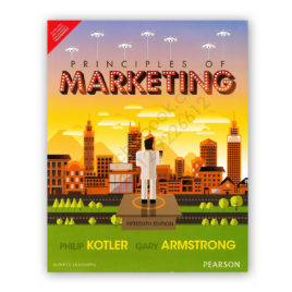 Principles of Marketing 15th Edition by Philip Kotler & Gary Armstrong – Pearson