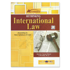 Rethinking International Law By Barrister Hassan Murad Advanced Publisher