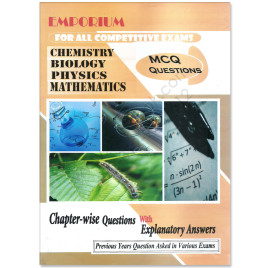 Emporium MCQ Questions For All Competitive Exams By Attique Malik