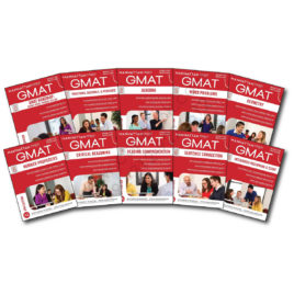 Manhattan GMAT Study Guide 6th Edition Complete Strategy Guide Set