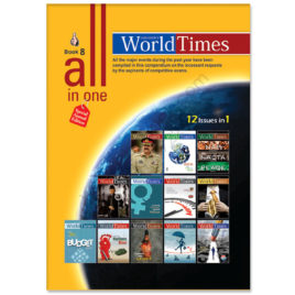Jahangirs Worldtimes All In One Book 8 Special Annual Edition 2016