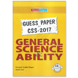 JWT Guess Papers For CSS 2017 General Science & Ability