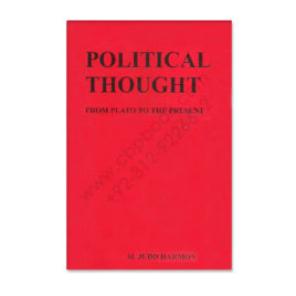 Political Thoughts By M Judd Harmon McGraw-Hill Book