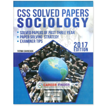 css solved papers sociology edition 2017 dogar brother