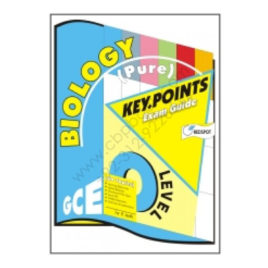 GCE O Level BIOLOGY Pure Key Points Exam Guide REDSPOT Publishing