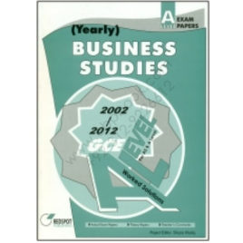 A Level Business Studies Yearly Solved Papers 2002 – Nov2016 Redspot