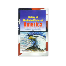 History of USA (From Colonisation to 1865 A.D) By R.K. Majmudar & M.A. Malik