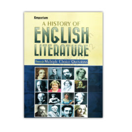 A History Of English Literature Through MCQs Emporium Publishers