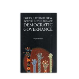 JWT Issues Literature and Actor In The Area Of DEMOCRATIC GOVERNANCE