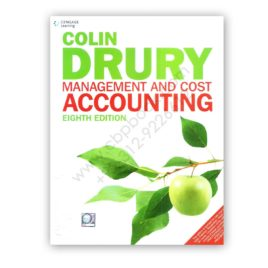 Colin Drury Management & Cost Accounting Eighth Edition – CENGAGE