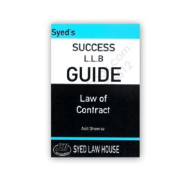 Success LLB Guide Law of Contract Adil Sheeraz – Syed Law House