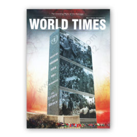 Jahangirs WorldTimes Magazine Volume 11 Issue 1 October 2017