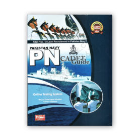 Pakistan Navy PN Cadet Guide Online Testing System By Zahid Khattak – HSM