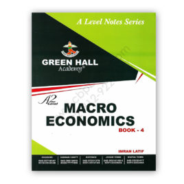 A2 Level MACROECONOMICS Notes Book 4 By Imran Latif – Green Hall