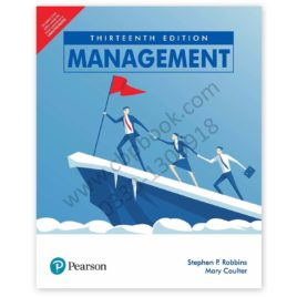 MANAGEMENT Stephen R Robins, Marry Coulter 13th Edition – PEARSON