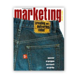 MARKETING Quester, McGuiggan, Perreault, McCarthy – McGraw Hill