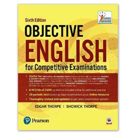 Objective ENGLISH 6th Edition Edgar Thorpe, Showick Thorpe – PEARSON