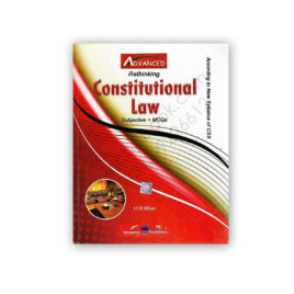 Rethinking CONSTITUTIONAL LAW By H H Khan – Advanced Publisher