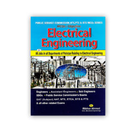 ELECTRICAL ENGINEERING Objective By Iftikhar Ahmad – Bhatti Sons