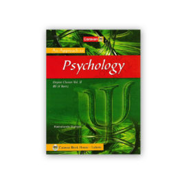An Approach To PSYCHOLOGY Vol 2 By Rakhshanda Shahnaz – CARAVAN