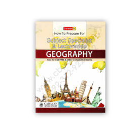 GEOGRAPHY Subject Specialist & Lectureship By Hajrah Syed – CARAVAN BOOK