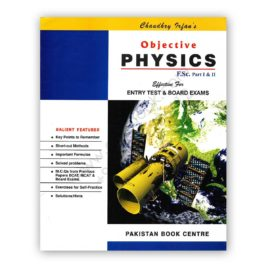 Vital ECAT / MCAT PHYSICS ENTRY TEST GUIDE – Pakistan Book Centre