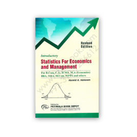 Statistics For Economics & Management By Hamid A Hakeem – PETIWALA