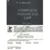 complete income tax law 8th edition volume 1 and 2 sheikh asif salam s a salams