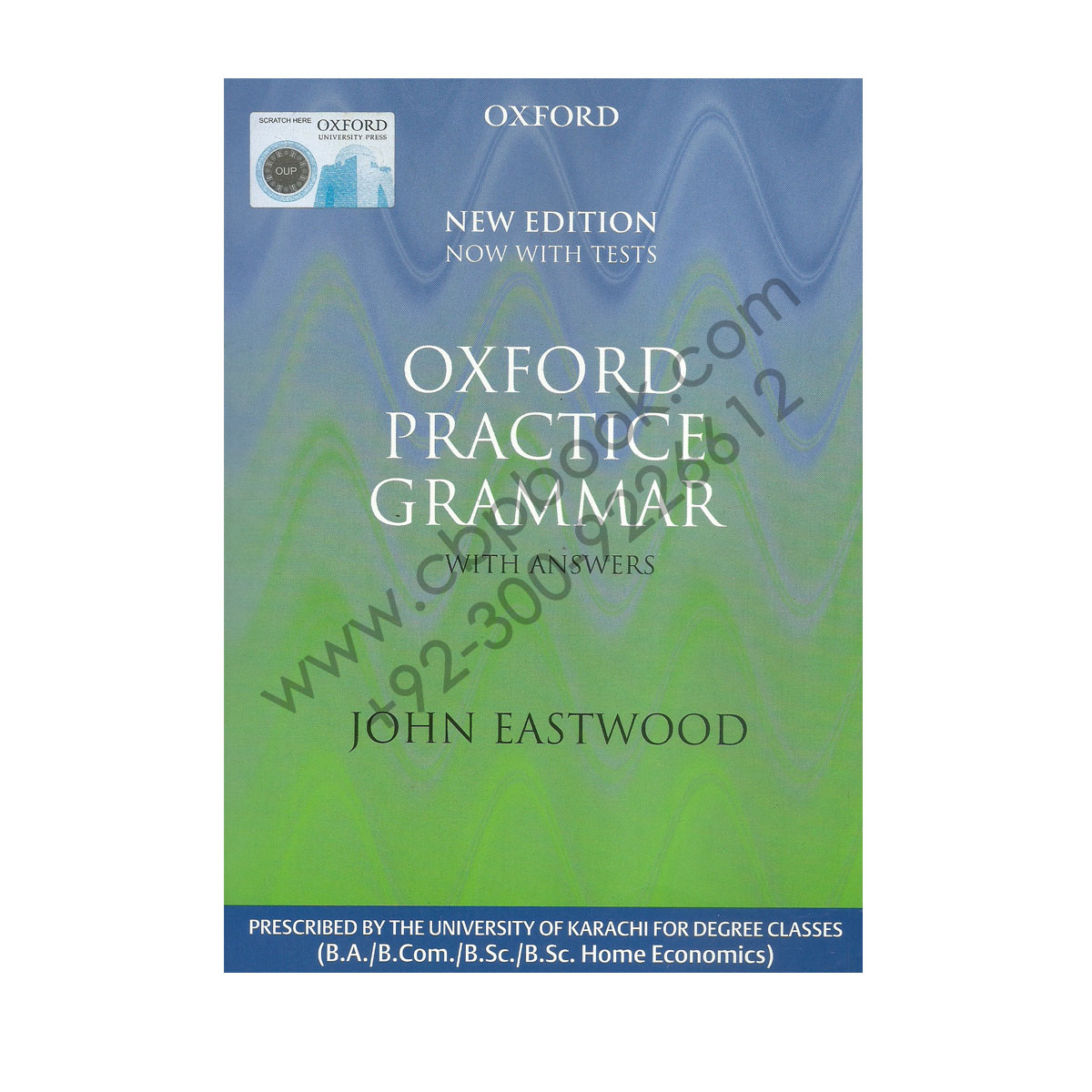 oxford practice grammar with answers john eastwood second edition now with tests oxford university press