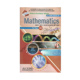 a handbook of mathematics for class xii including mcqs ali sons