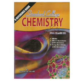 standard college chemistry for ckass xii wasi askari